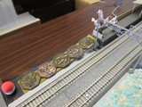 ポケモンメダルが並ぶ