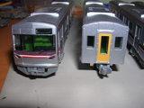 最近の地下鉄車両標準施工