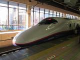 大宮駅でE2系「あさま」号を撮る