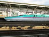 上り「やまびこ」福島駅到着