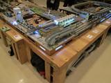 上野駅モジュールから先が案外複雑