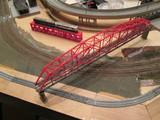 トラス橋模型2台