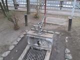 今的な井戸ポンプ