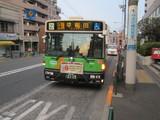 上58系統早稲田行