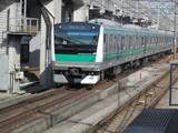 E233系7000番代新宿行