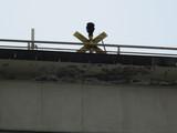 電鐘式踏切警報装置@富山地鉄研修センター
