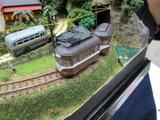 トトロに出てきた様な電車