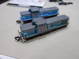ウェザリング済み樽見鉄道TDE11
