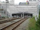 東急蒲田駅遠景
