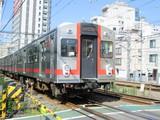 多摩川線デハ7712号車