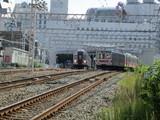 多摩川線到着&池上線発車