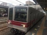 東武最後の新造18m級通勤車・20080系