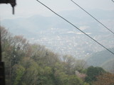 ガスって見え辛いが京都市街地