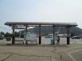 比叡山頂バス停