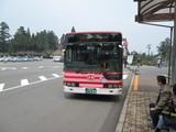 再び比叡山内シャトルバス