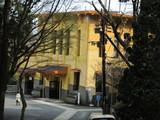 ケーブル延暦寺駅駅舎