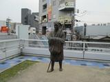 松尾芭蕉翁銅像