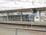 唯一マシなJR石山駅の1コマ