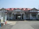阪神間モダニズム漂う浜寺公園駅