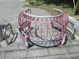 回転式車椅子ゲート