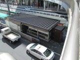 現在の天王寺駅前電停