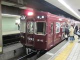またも阪急3300系だった@堺筋線