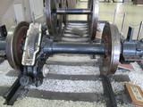 0系新幹線電車のギヤ付車軸