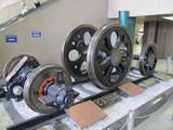 C57と9600の動輪
