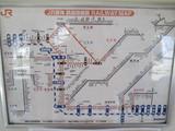 JR東海管内案内図