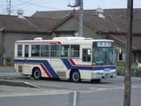 茨城交通中型バス