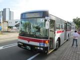 元立川バスの富士重工E7