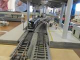 西広島駅を本線から