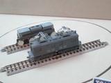 新作機関車のテストショット@第37回鉄道模型ショウ
