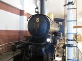 B1形6号蒸気機関車