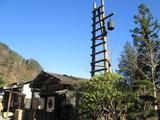 番屋と鐘付火の見櫓