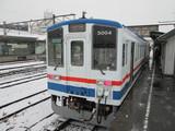 関東鉄道一の最新車両キハ5004号車
