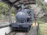 龍ヶ崎鉄道蒸気機関車4号機