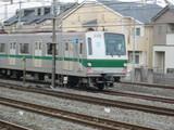 ブレブレの東京メトロ6000系