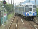 神戸駅に進入する1804F「ひまわり」号