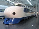 新幹線の始祖0系