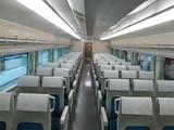 0系の座席