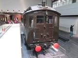 日本唯一の保存蒸気動車ホジ6005