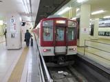 急行松坂行1201系電車