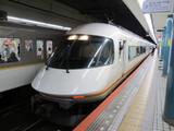 大阪難波到着した21000系