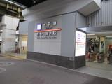 改良工事が終わった西中島南方駅