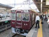 普通電車の7300系