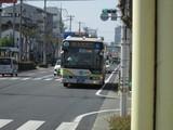 57系統阪急塚口行阪神バス