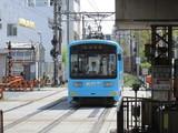 恵美須町行モ607号車