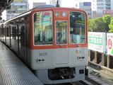 梅田行8000系電車