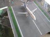 全日空機テイクオフ